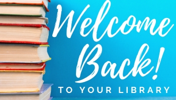 Books Stacked: Welcome Back to Your Library